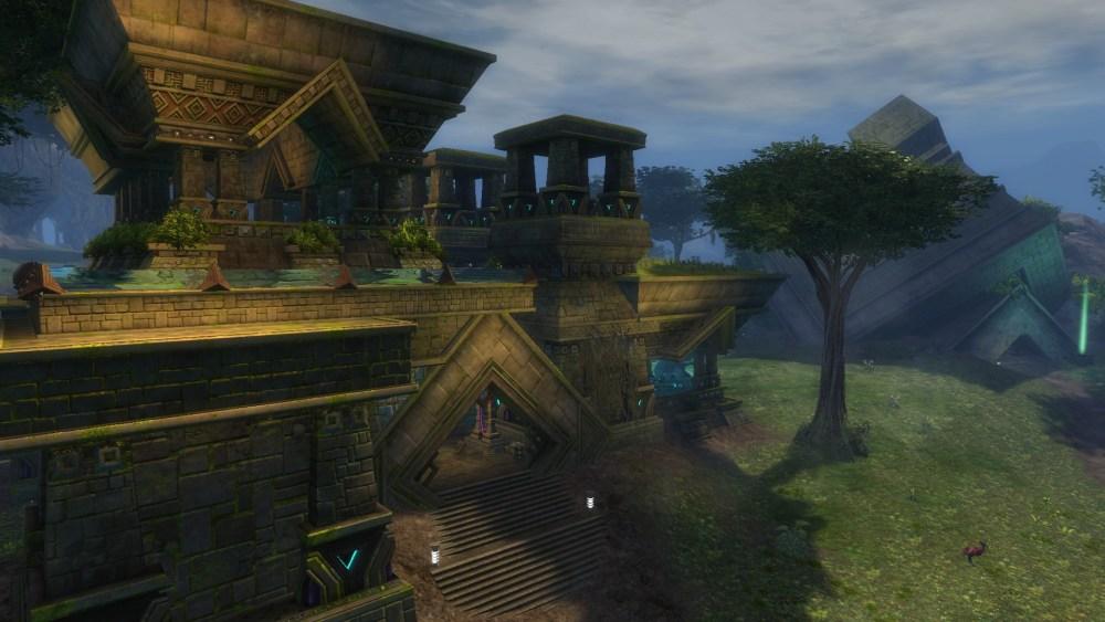 Guild Wars 2 - Vistas in Metrica Province (2/6)