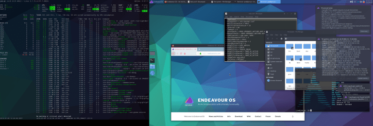 47 Best Linux distributions for an old machine as of 2019