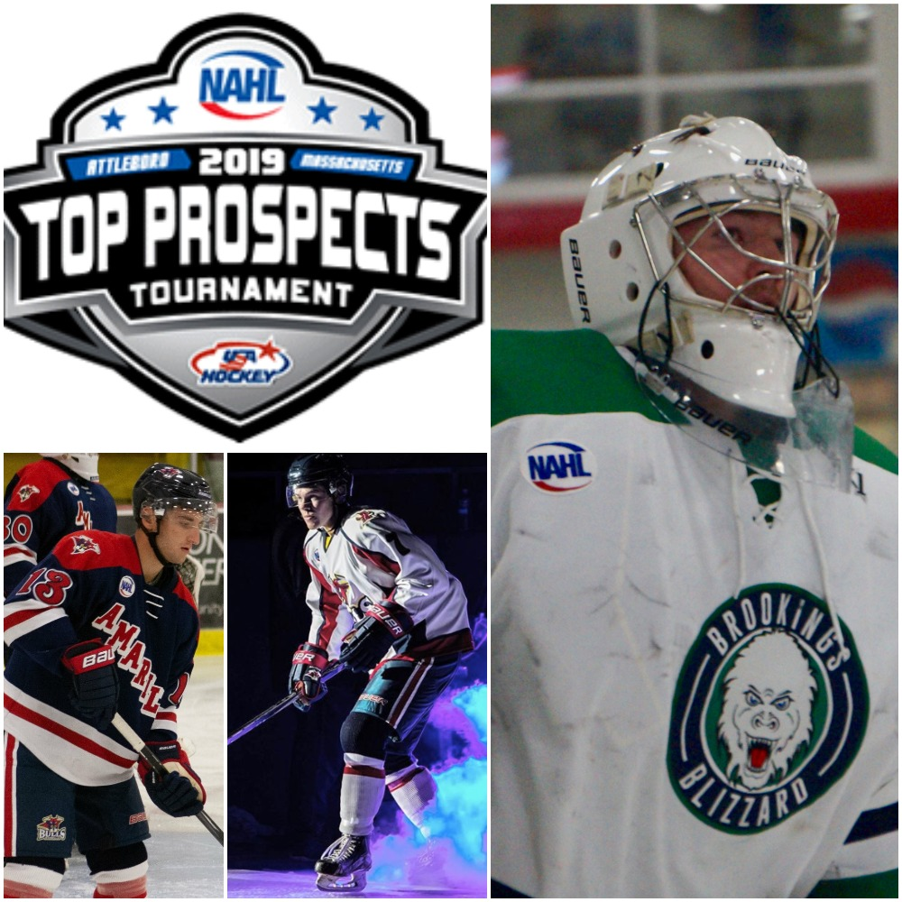 Trio Named To Nahl Top Prospects Endeavour Sports Group