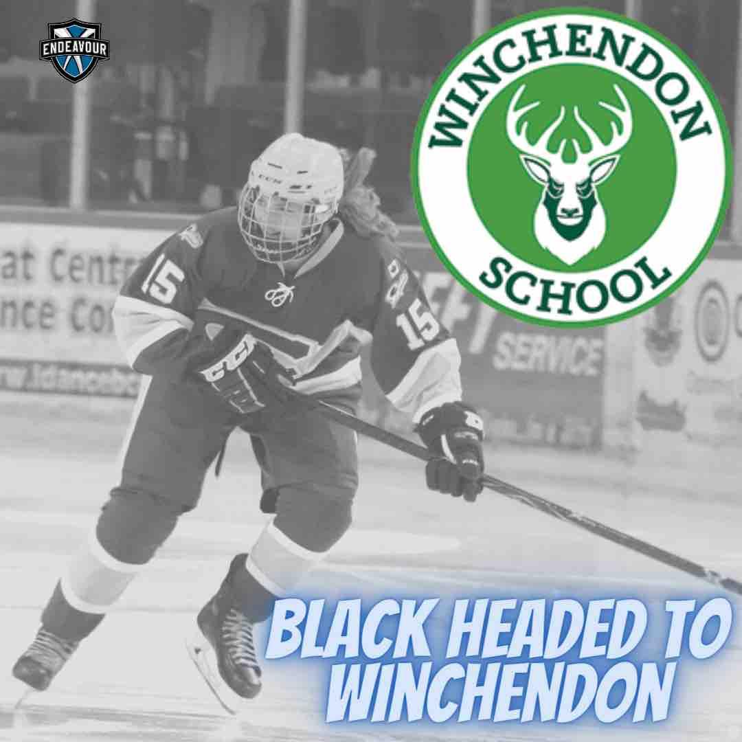 Black Headed to Winchendon