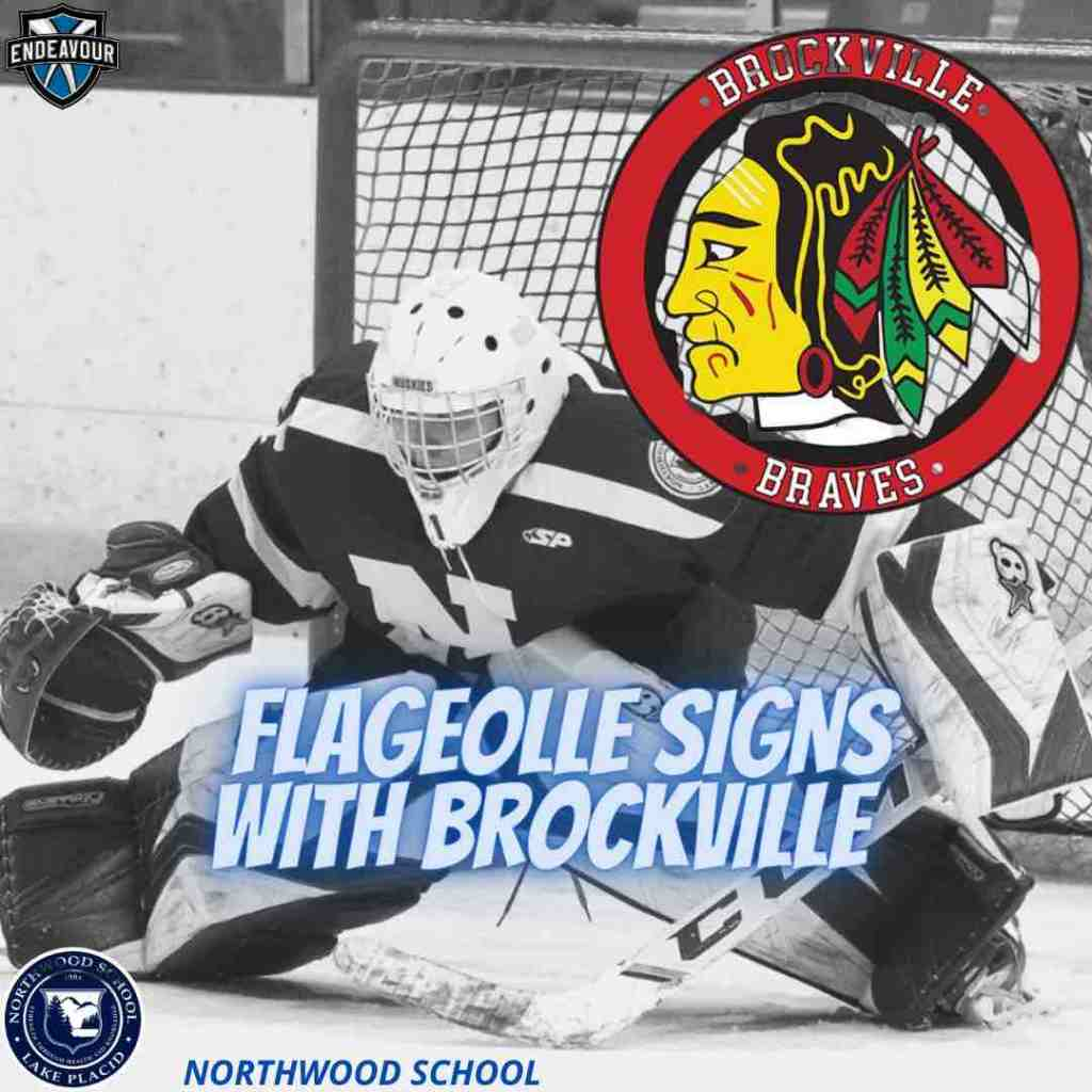 Flageolle Signs with Brockville
