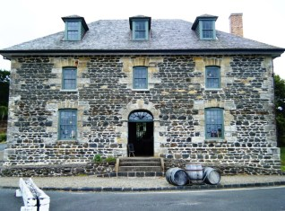 Stone museum at KeriKeri 6