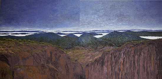 Abelardo López_Cañón del Sabino_Arte_Oaxaca
