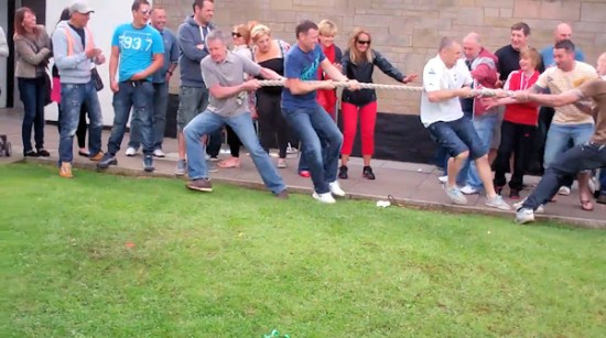 tug o war enderby soc club 2013