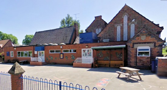 thurlaston primary school