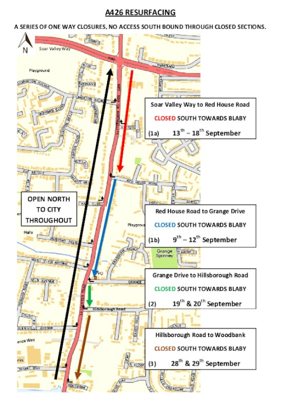 A426 CLOSURE MAP (3)