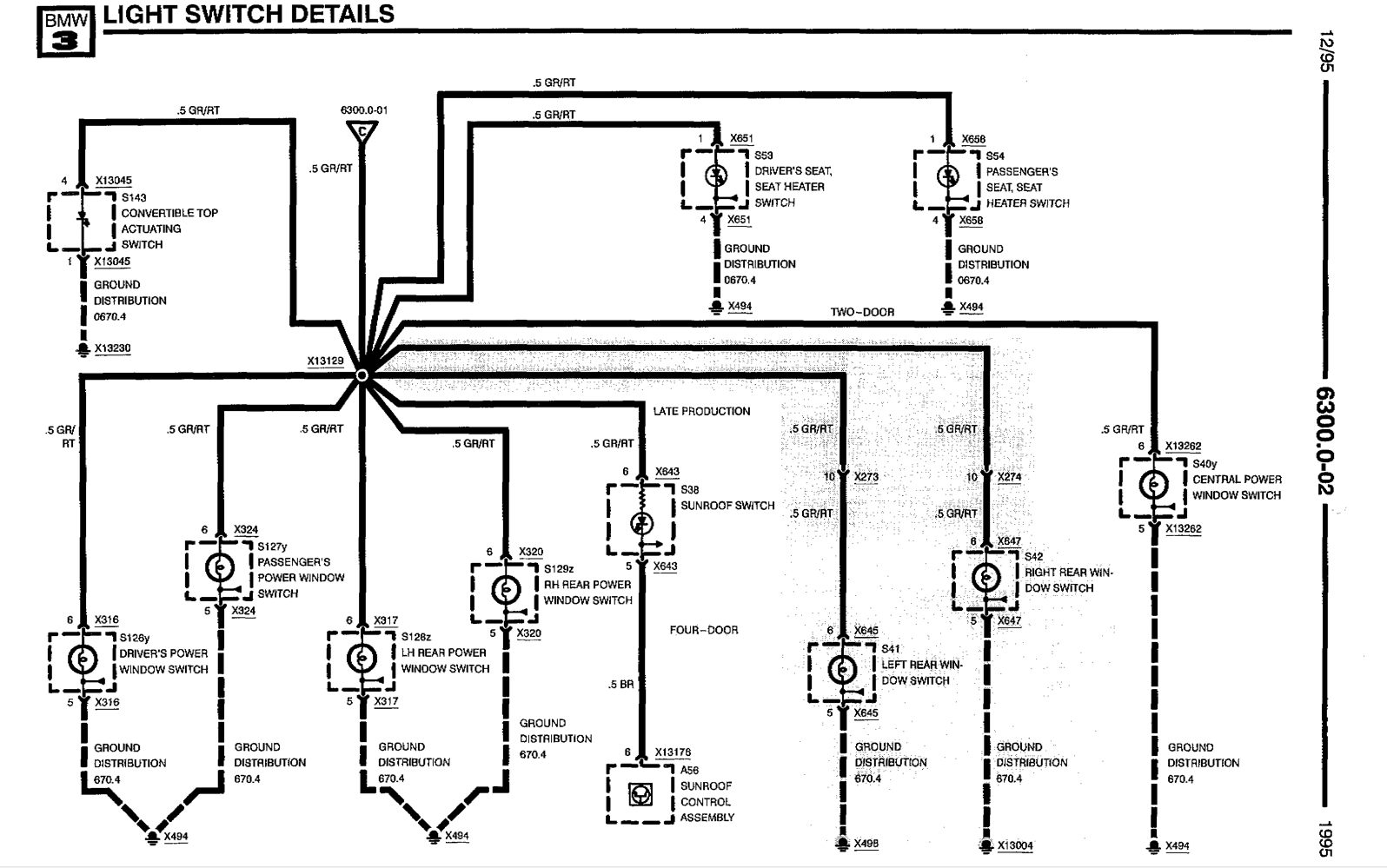 E36 Abs Wiring Diagram