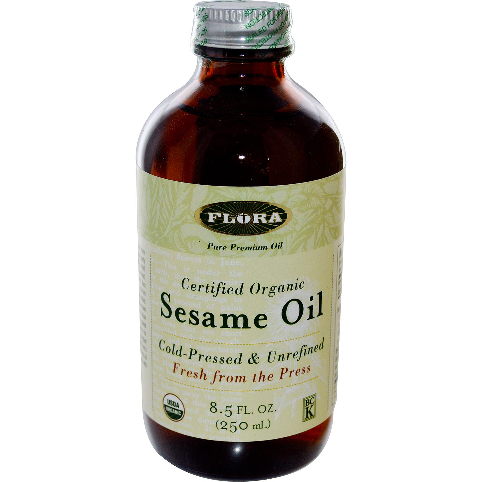 How To Use Sesame Oil For Hair Loss