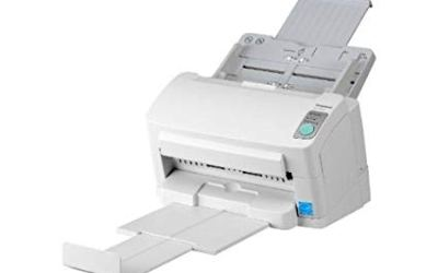 Manage Your Documents Electronically with a Panasonic Document Scanner