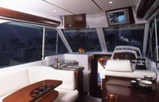 Beneteau Antares 980 interior 2