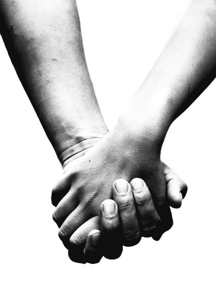handholdingdeathsentance