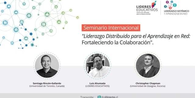 Streaming Seminario Internacional – Valparaíso – Chile