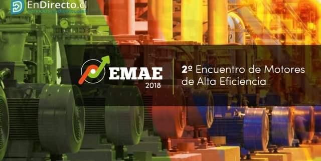StreamingII Encuentro de Motores de Alta Eficiencia EMAE 2018