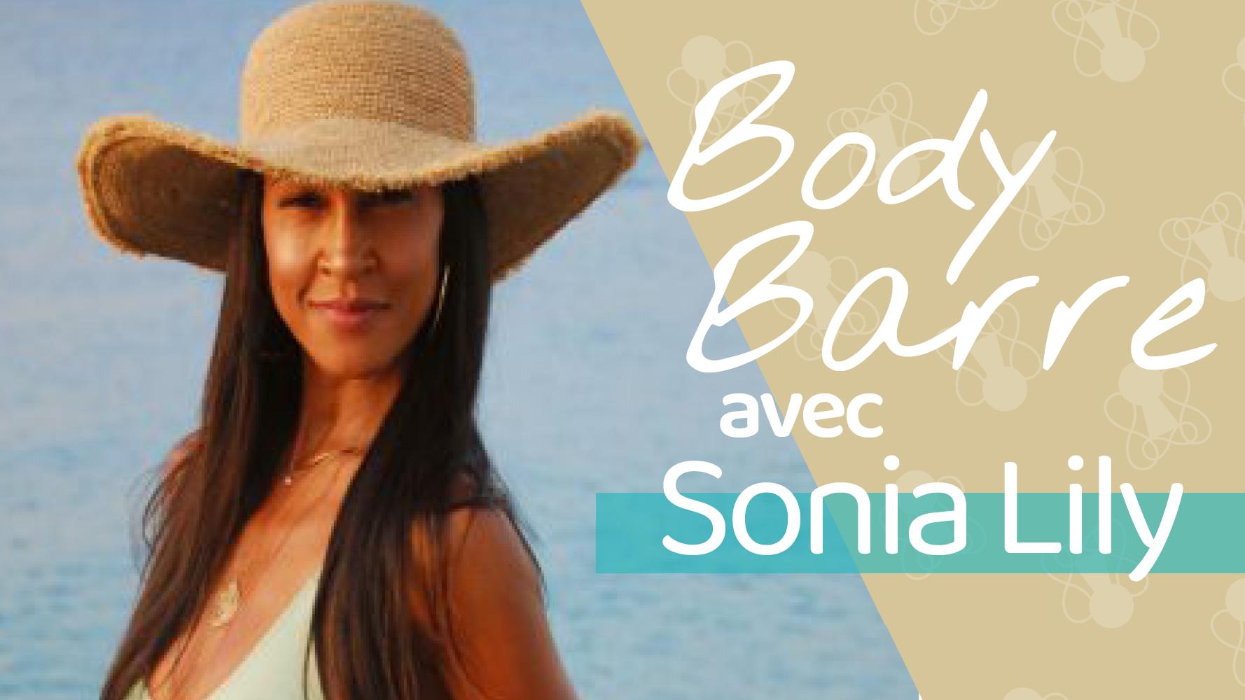 Sonia Lily, Body Barre coach à Nice