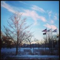 Winter Flag 1