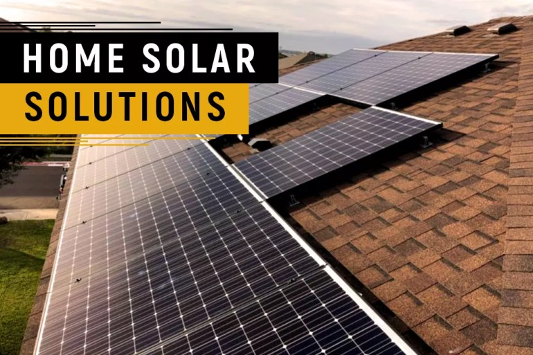 Home Solar Solutions