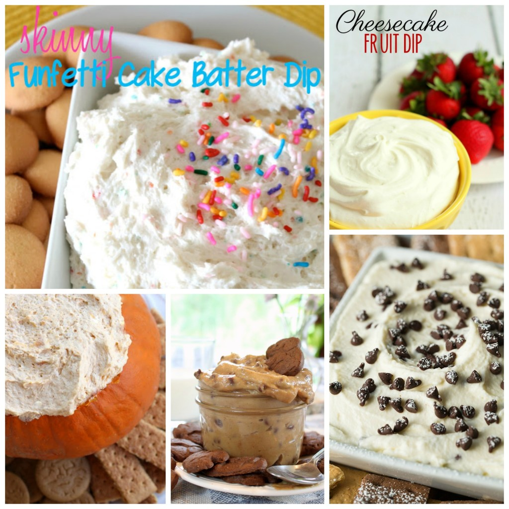 The Ultimate Tailgating Recipe Collection - Sweet Dips