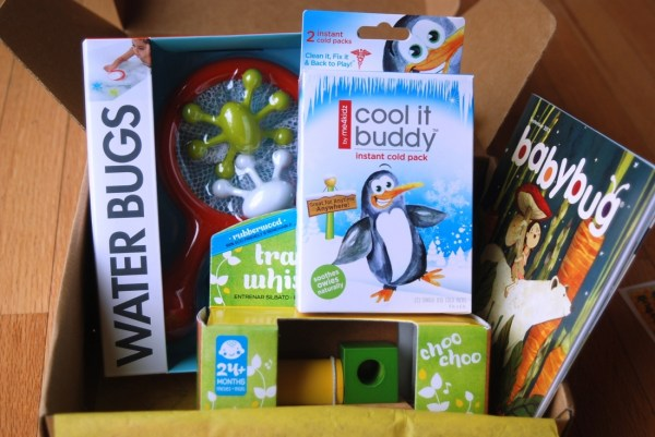 Citrus Lane monthly subscription boxes deliver hand-picked toys, books, snacks and personal care items for kids ages 0-5.