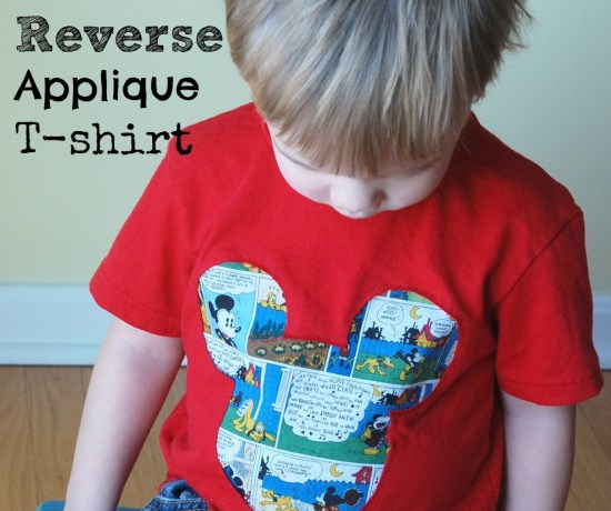 Reverse Applique T-shirt