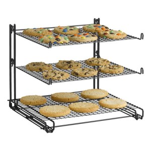 Non-Stick+Three+Tier+Cooling+Rack
