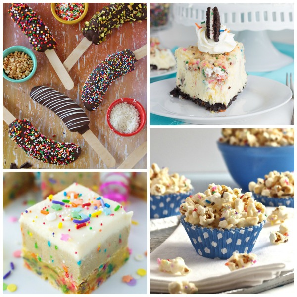 20 Fun And Unique Birthday Treats Endlessly Inspired