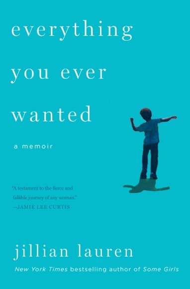Everything You Ever Wanted by Jillian Lauren is a fascinating story about the struggles they experienced around adopting their son from Ethiopia.