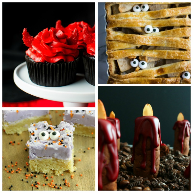 To celebrate National Dessert Day, here are 40 of the cutest Halloween desserts ever.