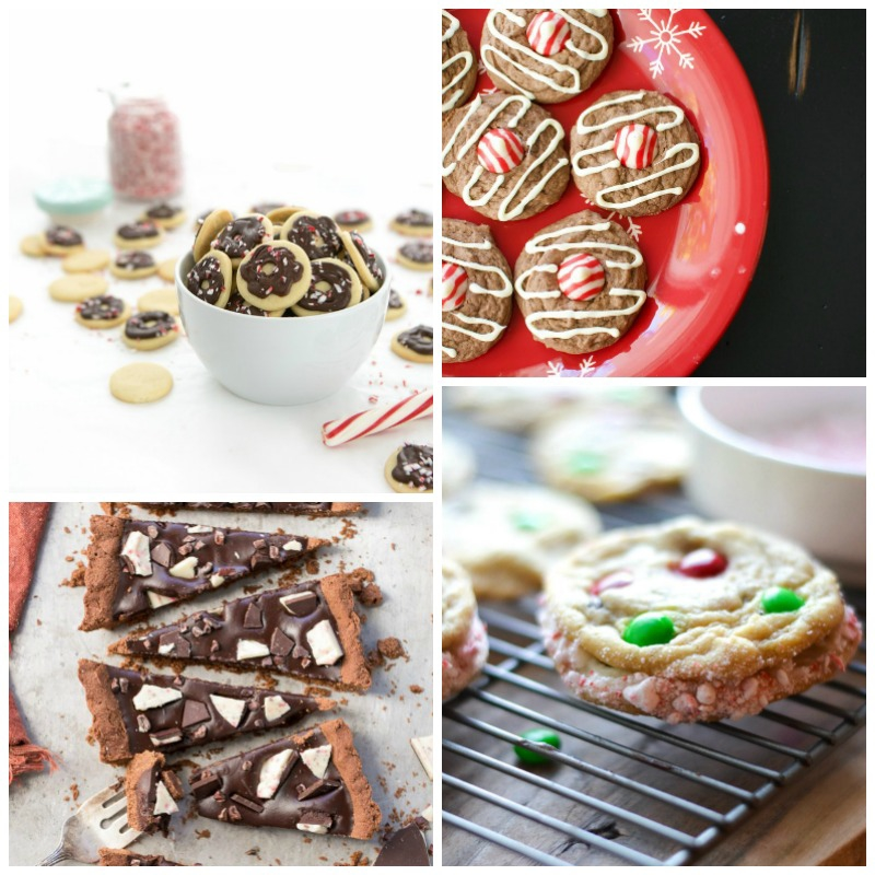 This collection of 40 festive peppermint recipes is sure to get you in a holiday mood!