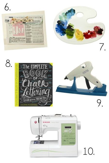 20 perfect gifts for the crafter and/or DIYer in your life