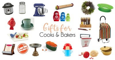 The best holiday gift ideas for the cooks and bakers in your life!