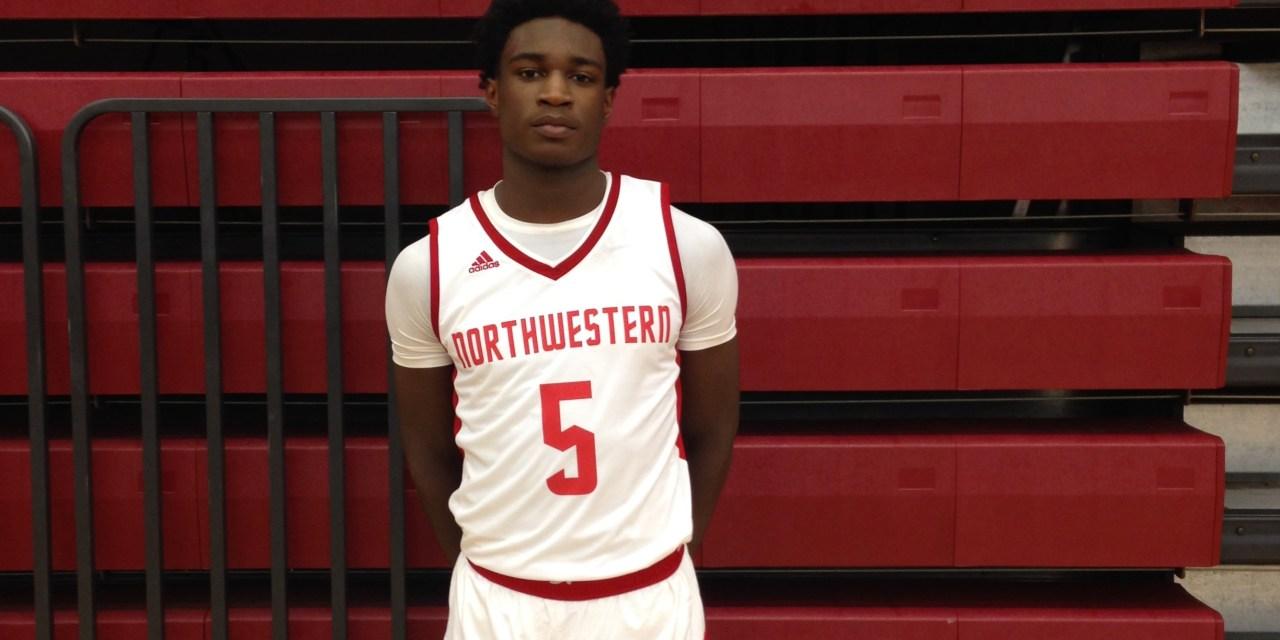 Steve Pearson (2020/Detroit Northwestern) High School Debut Highlights