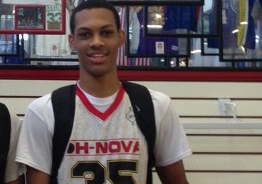 Darius Bazley (18/Princeton) 2017 Spiece Run-N-Slam Highlights