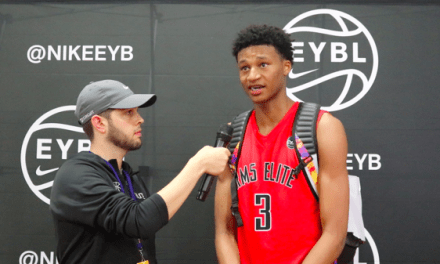 Gerald Liddell (18/RM5) 2017 EYBL Session 2 Highlights