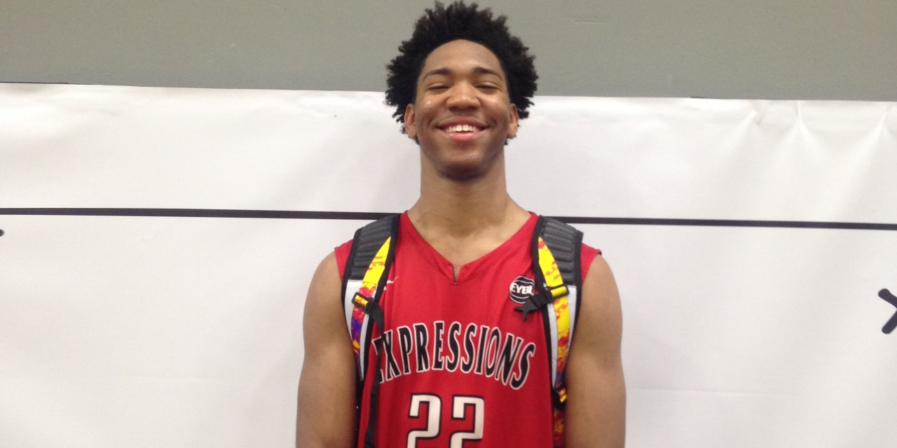 2018 Forward Dana Tate Down to 4, Commitment Date Set for Saturday