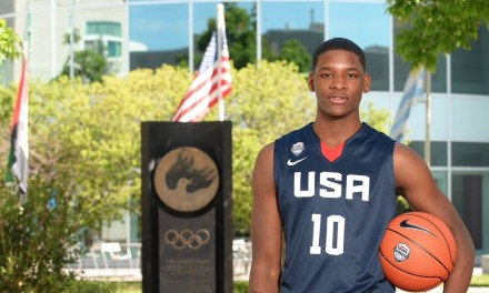 2019 Top 50 Wing Romeo Weems Discusses USA Basketball Experience & Spring Play