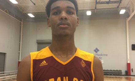 Rising 2018 Wing Feron Hunt Setting Up Visits as Recruitment Trends Toward High Major Status
