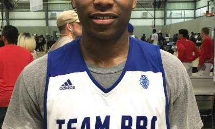 Montez Mathis (2018/Team BBC) 2017 Adidas Uprising Summer