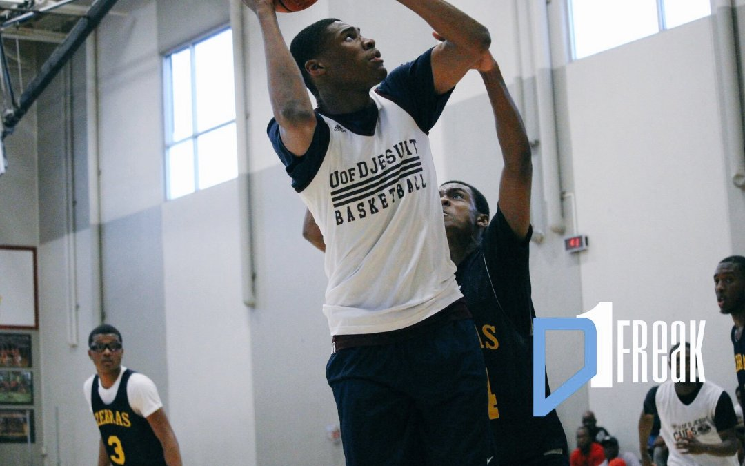 Jalen Thomas (19/UD Jesuit) NEO Spotlight Top 20 Combine Highlights