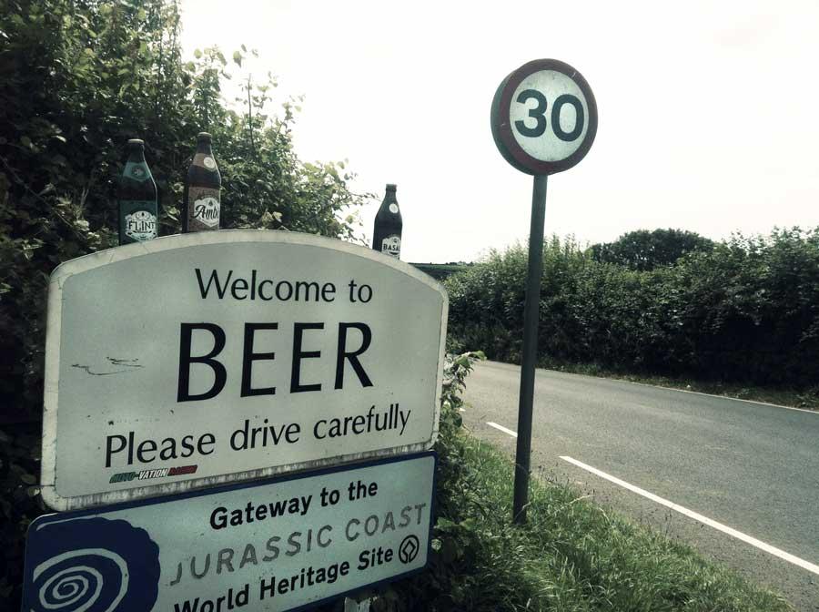 Willkommen in Beer