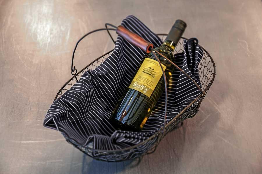 2015er Chardonnay vom Weingut Rothweiler aus Bensheim-Auerbach an der Bergstraße