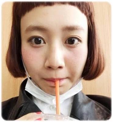 前髪を切りすぎた⁉︎⁉︎大変身の巻!!