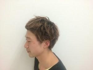 ハイトーンカラーに変身!!!