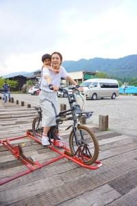 鉄男と鉄子の夏休み✴︎ジブリの世界を体験!?