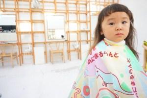 子供カット☆美容室デビューの目安ってあるの??