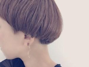 2016年、今季のボブスタイル♡ダブルカラーでハイトーン!