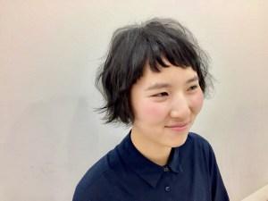 成人式前のヘアスタイルチェンジ♡
