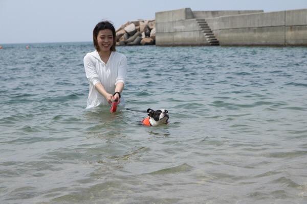 箱作海水浴場(ぴちぴちビーチ)