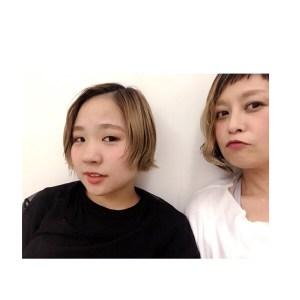 美容師だって夏のイメチェン☆ 大渡 白澤編