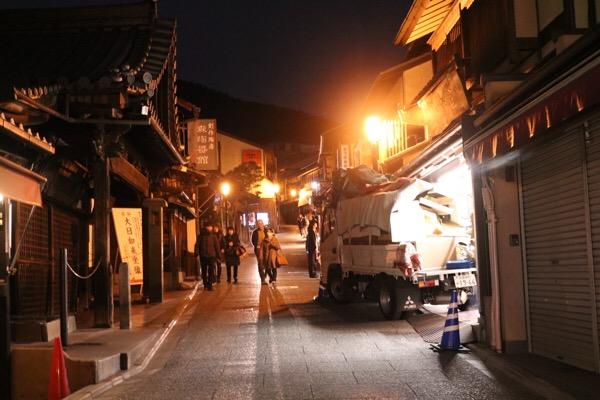 夜の京都は雰囲気があります〜(●︎´-` ●︎)
