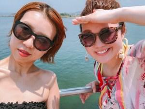 美容師的海の日の過ごし方!山口、田中と共に